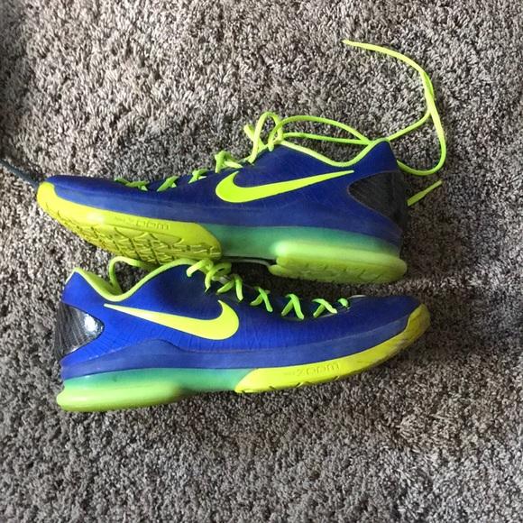 Nike Shoes   Kd 5 Low Superhero   Poshmark